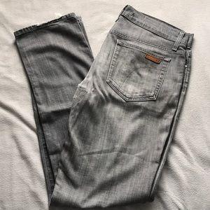 JOE JEANS Men's medium grey jeans. 34.